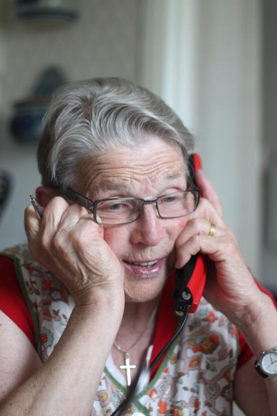 telefonsamtalen